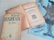 Onze nieuwste aanwinst: Max Havelaar uit 1917 is binnen!!