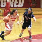 Megan LeDuc will attempt to lead Red to its first win over Harvard in nine straight years on Friday.