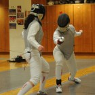 The fencing season is over for all but the fencers who qualified for NCAA regionals, on March 13th.