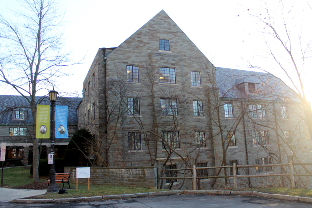 The University's proposal to convert Hughes Hall, a law school dormitory, into space for offices would make housing for graduate students limited on campus.