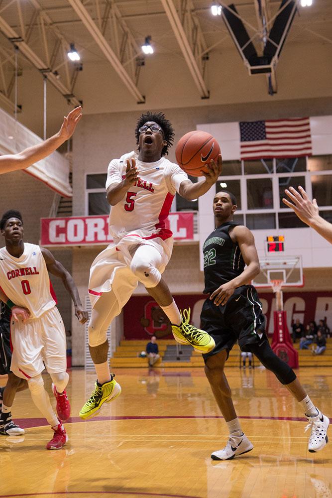 Junior guard scored a team high 31 points against Penn.