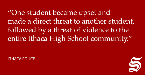 ithaca hs shooting