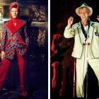 David Bowie consistently shook up our ideas of fashion.