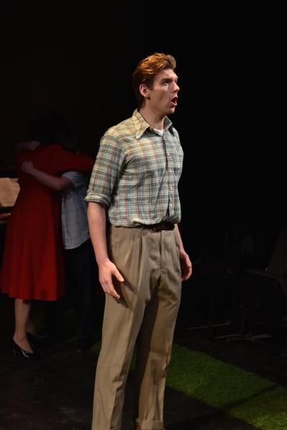 Garret Obrycki as Billy Blythe