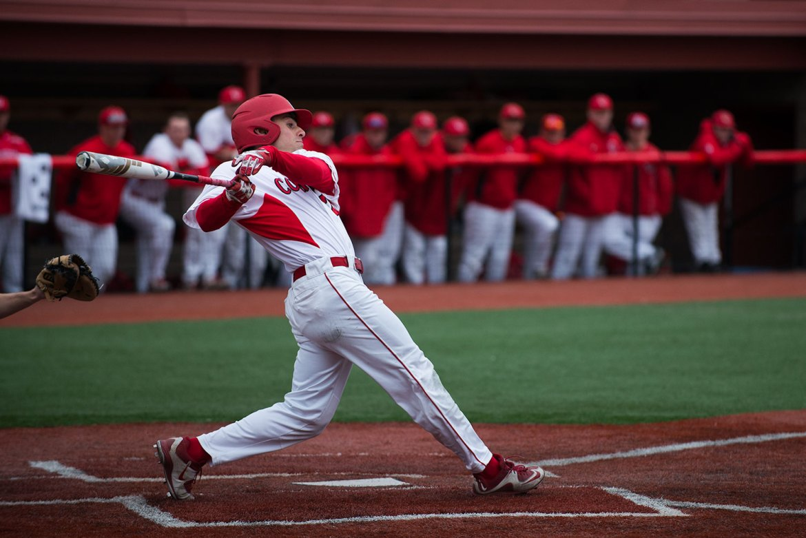 The Red trailed the Bearcats up until the eighth inning. Cornell scored three runs in the eighth, enough to defeat Binghamton and improve the Red's record to 9-13.