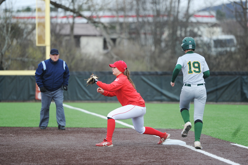 Cornell fought until the final out on Sunday, but could not avoid the sweep.