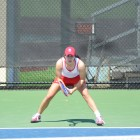 The women's tennis team welcomes Brown and Yale to Ithaca this weekend for a pair of key Ivy League games.