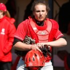 Senior catcher Leanne Iannucci is leading the team in RBI's with 22