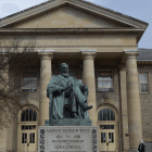 A complaint alleges that Hubert Zhao was denied admission to Cornell in favor of less qualified peers.