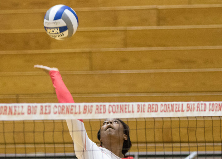 In the Red's second tournament of the season, the volleyball team lost its first two games before picking up a win over Nebraska-Omaha.