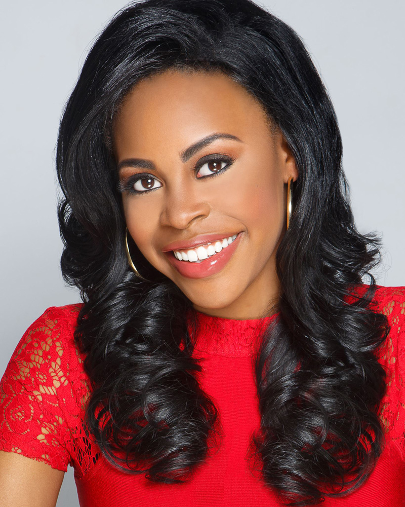 Campaigning for a cause | In her beauty pageant platform, Sims fights to reduce food inequity.