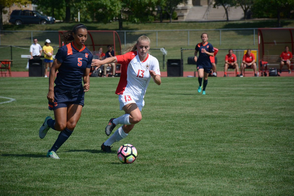 Cornell women's soccer looks to open its Ivy season strong when the team travels to New Jersey to battle Columbia