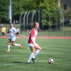 Women's soccer looks to pick up its first Ivy win when the team travels to Cambridge to play Harvard.
