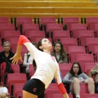 A resilient Cornell volleyball team bounced back and defeated Brown after losing to the bears earlier in the season.