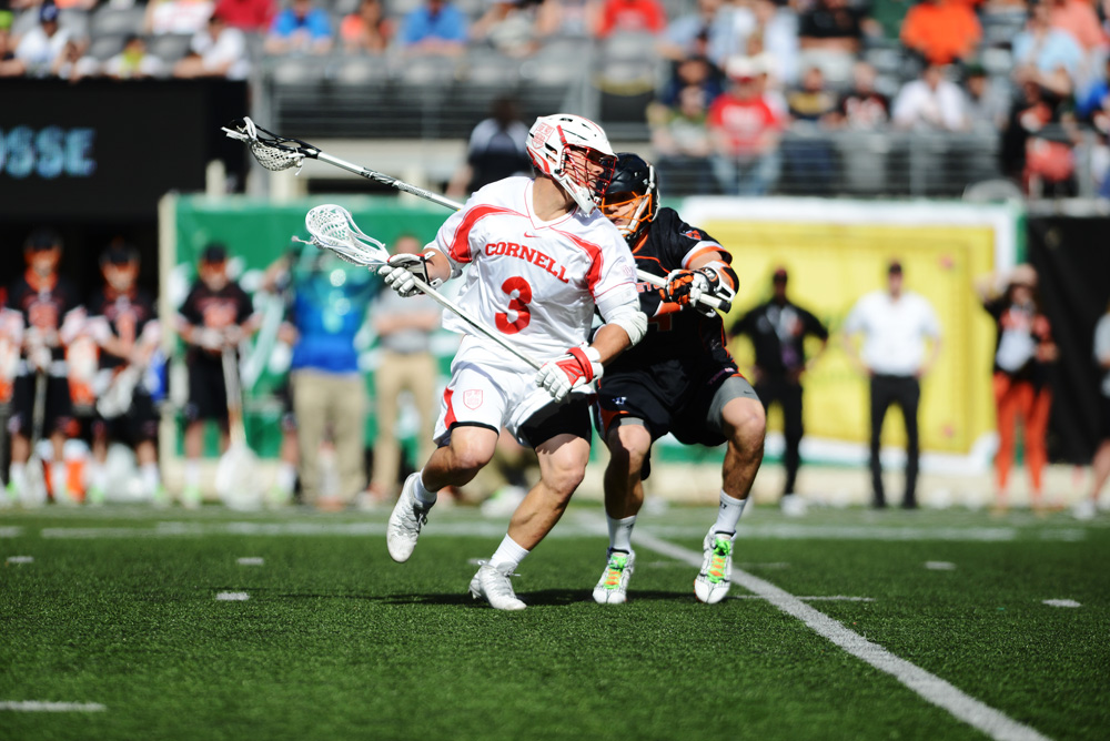 Rob Pannell '13, who was a three-time first team all-Ivy honoree, has continued his successful lacrosse career into the MLL.