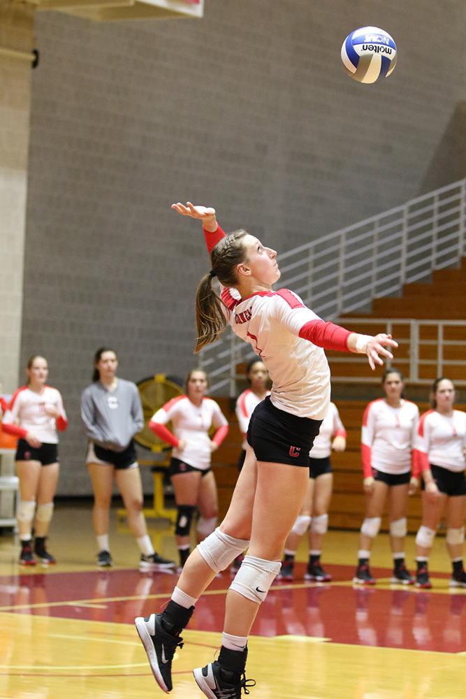 Senior co-captain Alyssa Phelps has finished her Cornell career.