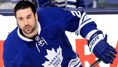 Before he ventured to play in Europe and retire, O'Byrne played for the Canadiens, Avalanche and Maple Leafs.