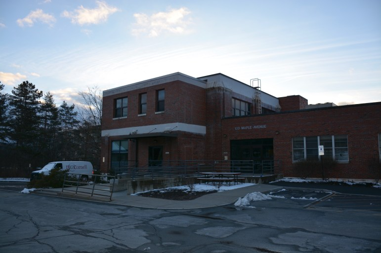 The Cornell IT Security Office is located at 120 Maple Avenue.