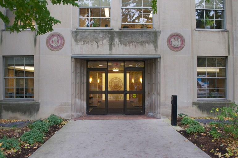 The public hearing in front of the University Hearing Board will take place in 163 Day Hall at 4:30 p.m. on Wednesday
