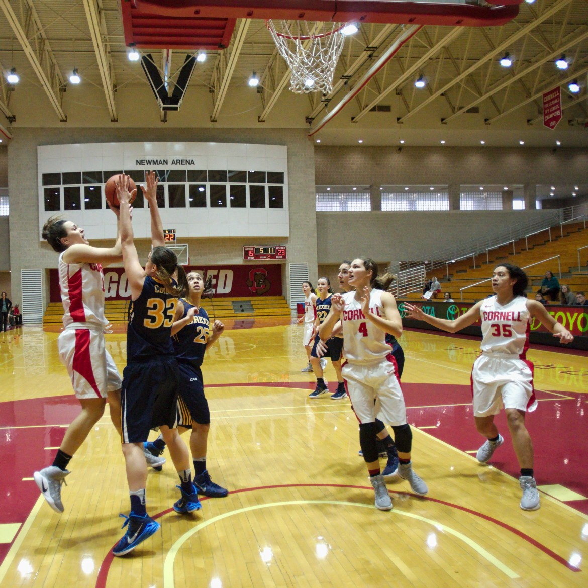 Offensively Balanced Women's Basketball Hits the Road for ...