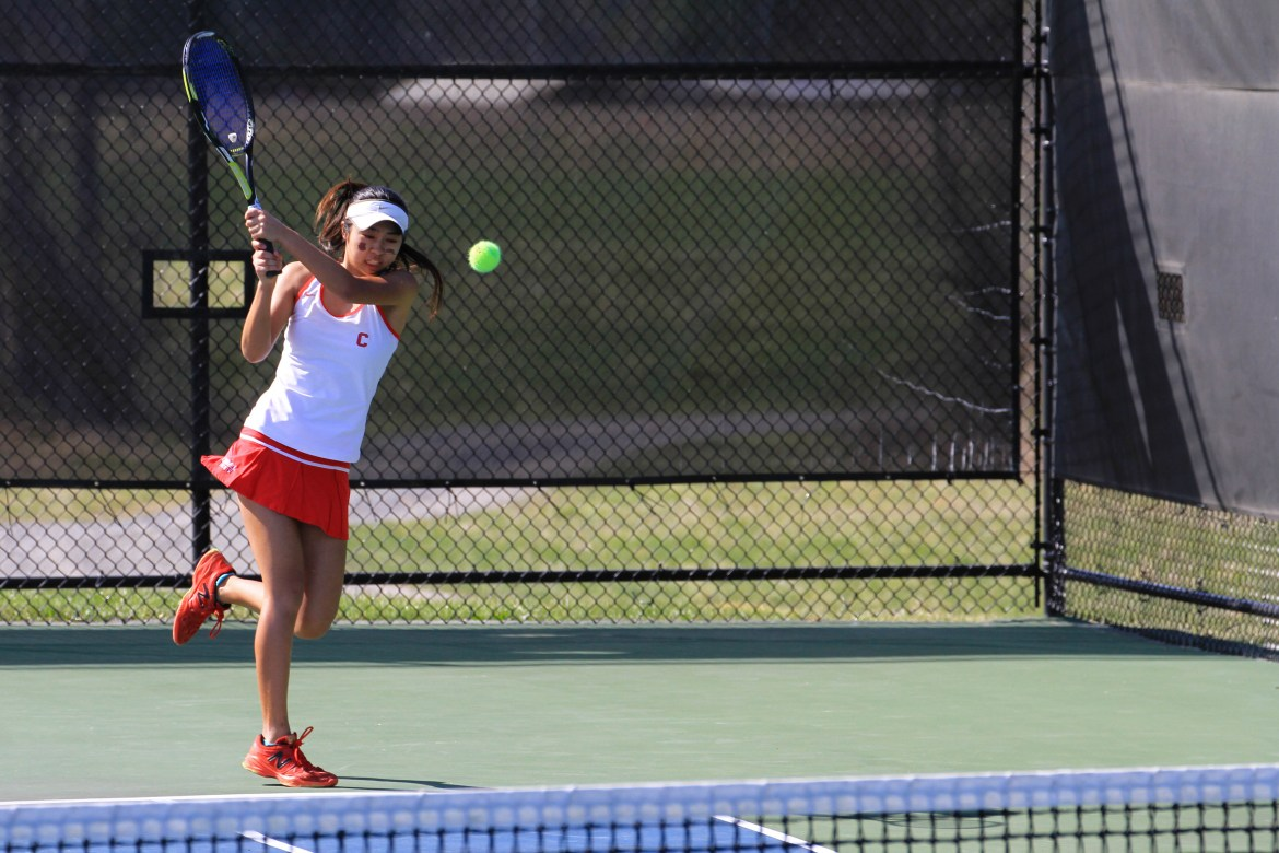 Despite not coming out on top in the ECAC championships, the Red found success over the Tigers for the first time in 21 years.
