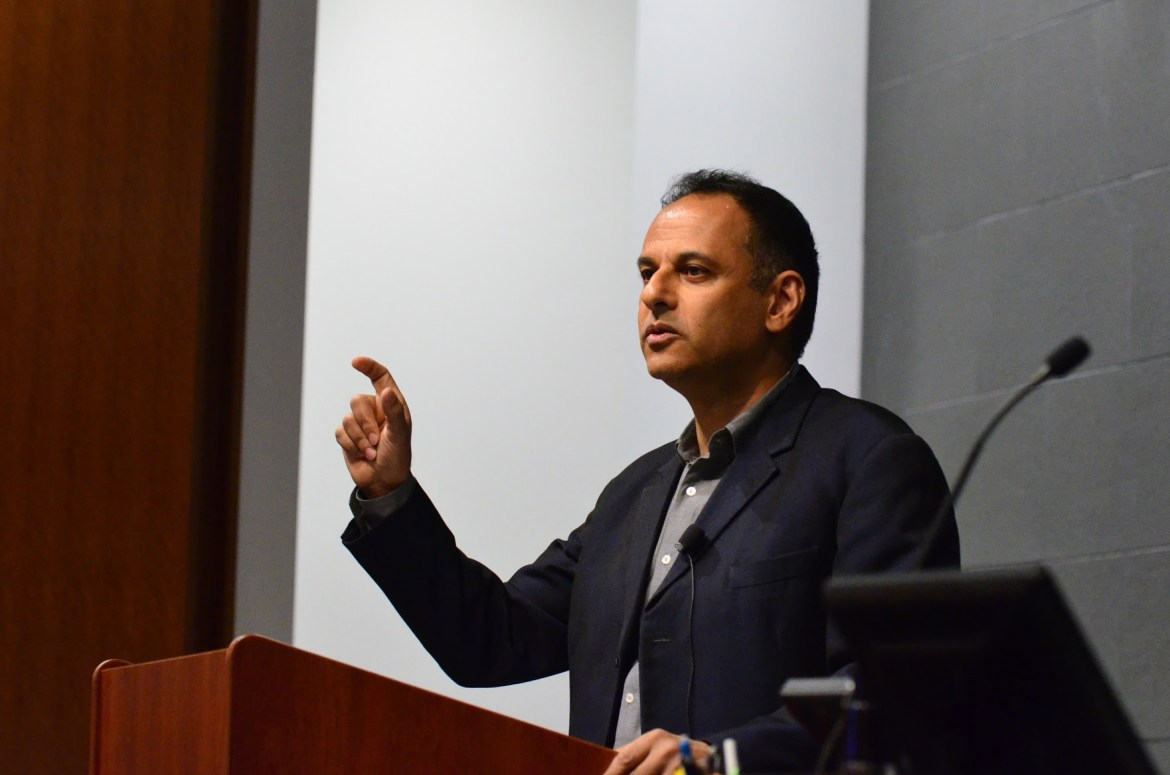 Professor Moustafa Bayoumi describes that Islamophobia in the U.S. did not begin with the Trump Administration.