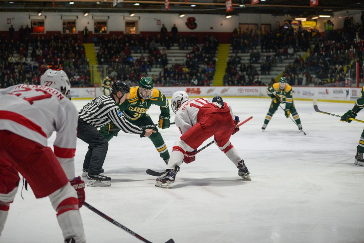Cornell will hunt for its  13th Whitelaw Cup this weekend.