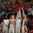 Regional foes and a trip out west over Thanksgiving highlight the Red's nonconference schedule.