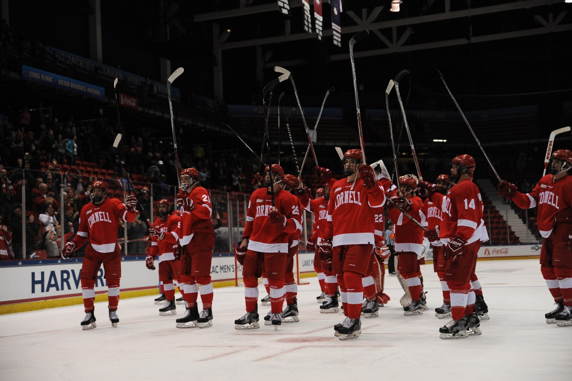 Cornell ends its season with a 21-9-5 overall record.