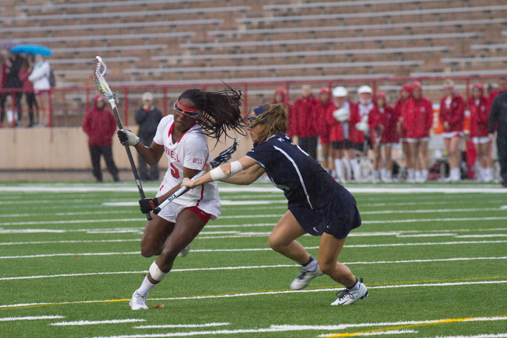 Cornell maintains its perfect record against Columbia.