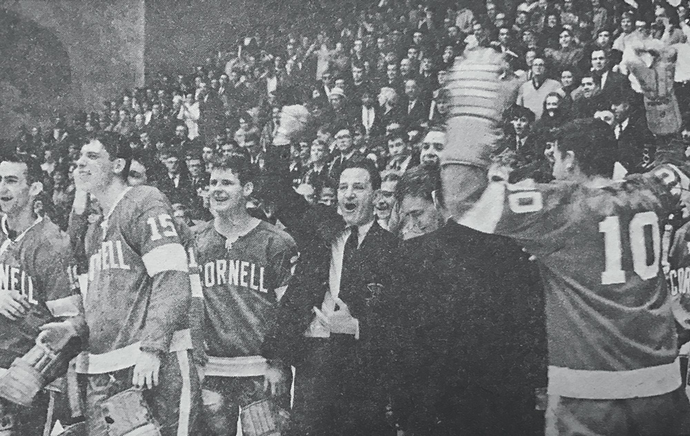 Cornell's first championship came 50 years ago, and the team today hopes to honor the team's legacy with a championship in 2017.