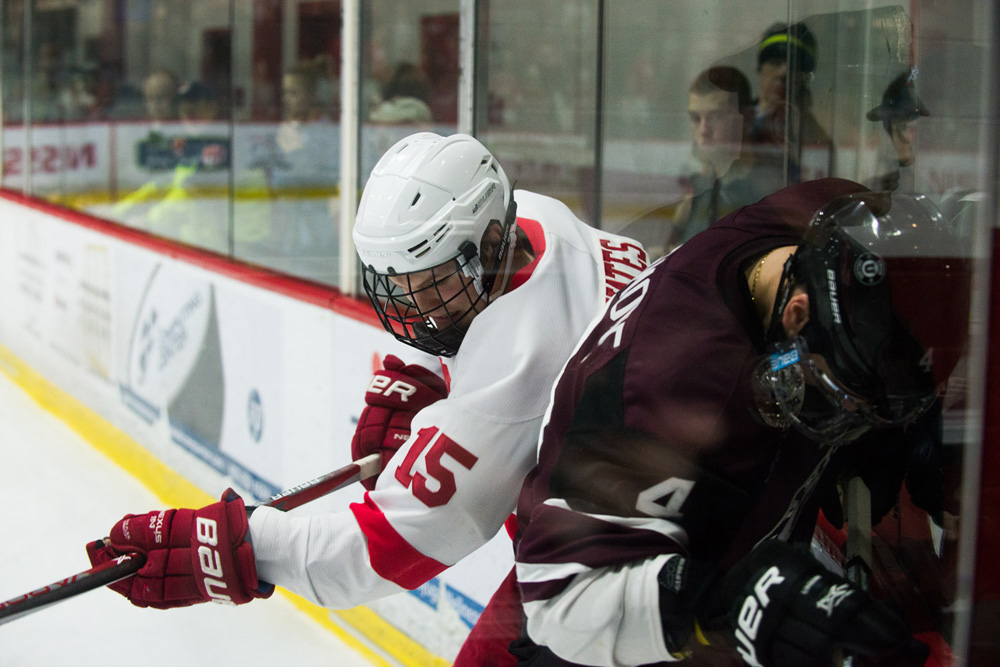 Cornell is the only ECAC team Union failed to defeat all season.