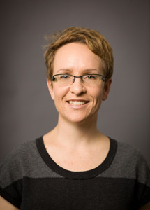 Prof. Tracy McNulty, comparative literature