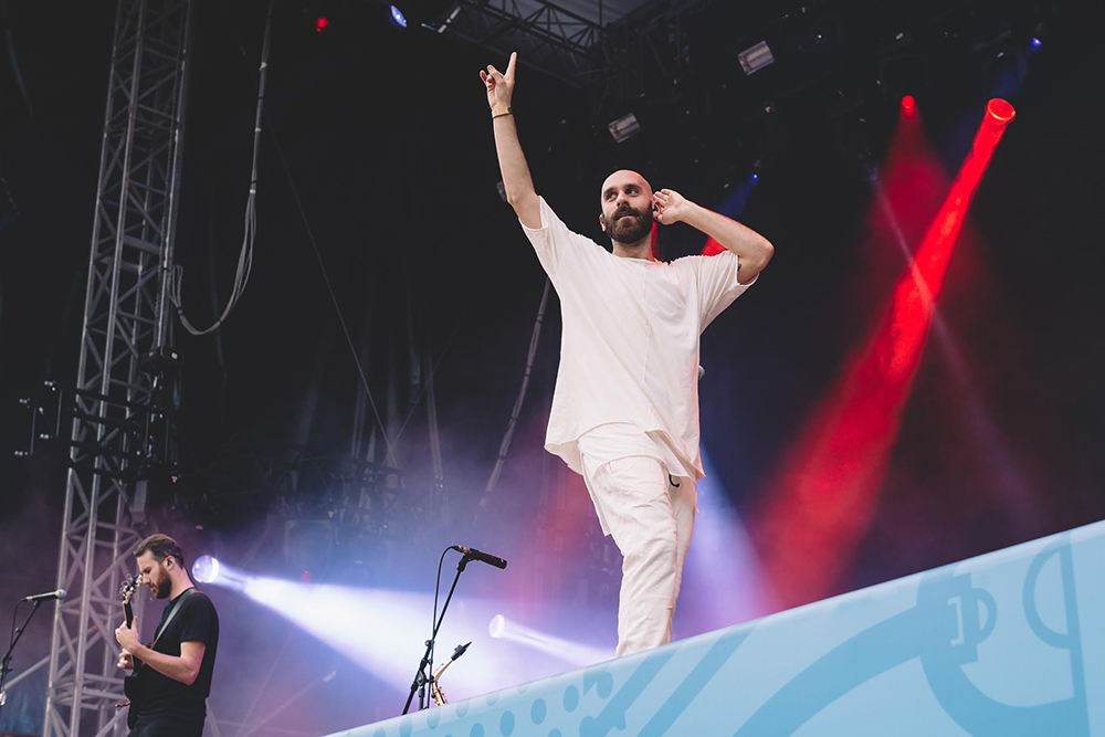 X Ambassadors Bringing Music Festival to Ithaca This Fall