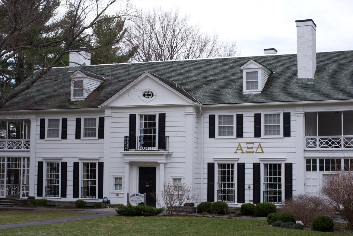 Alpha Xi Delta by Adrian BoteanuIMGP4370