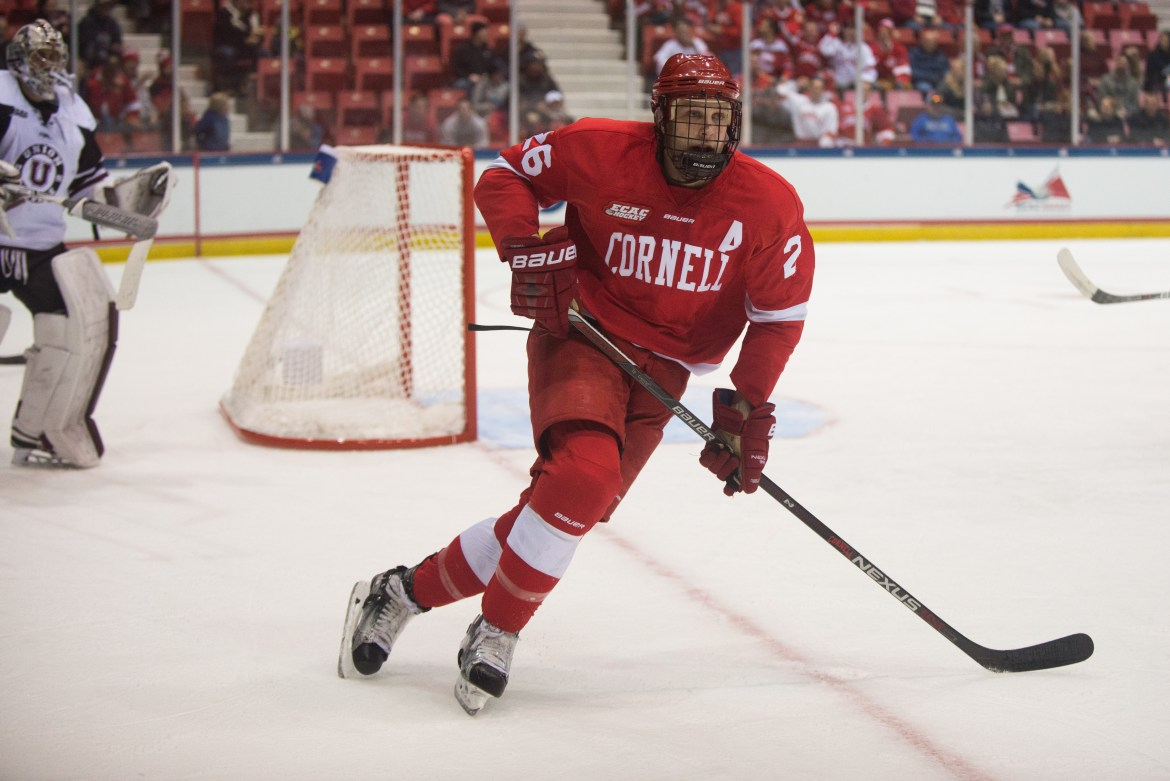 Four Cornell seniors are now part of professional organizations.