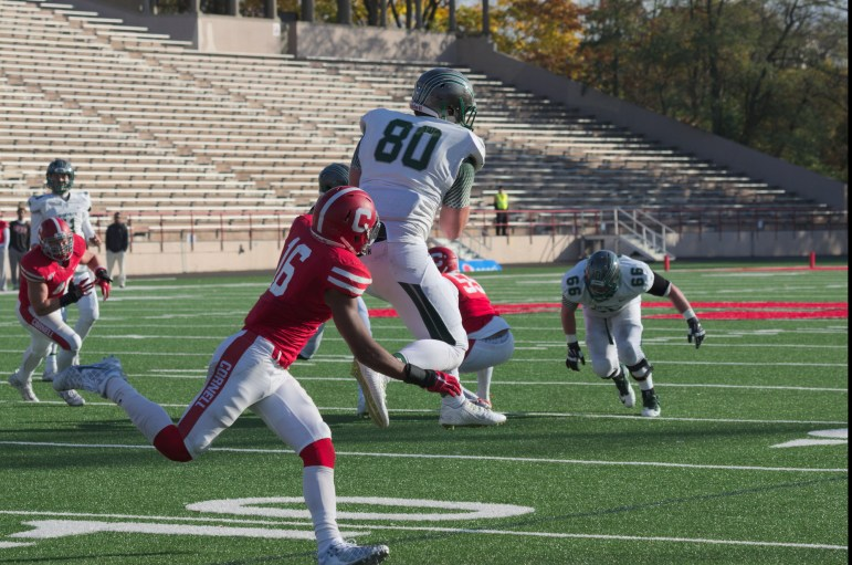 Cornell was Dartmouth's lone Ivy win in the 2016 season.