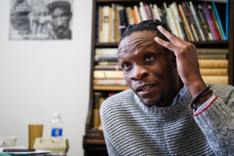 Prof. Ishion Hutchinson - recent recipient of the National Book Critics Award - discusses the value of poetry.