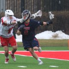 The Red had its first consecutive win of the season on Saturday against the Crimson.