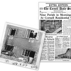 50 years after a fire killed 9 at the Cornell Heights Residential Club, no arrests have been made and many questions remain unanswered.