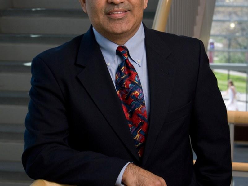 Prof. Chekitan Dev, hotel administration