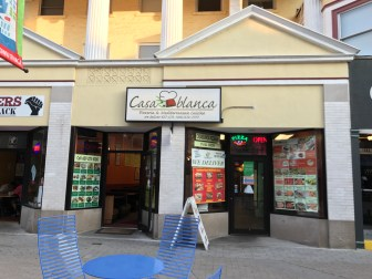 Casablanca is one of the three business participating thus far.