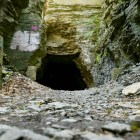 Common Council voted on Wednesday night to close off Ezra's Tunnel, which leads to a gorge where two students have drowned in the last seven years.