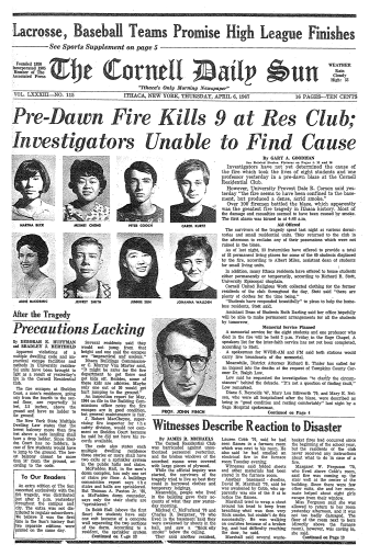 Residential Club Fire (04-06-67) Large