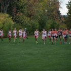 Cornell finished first in its preseason meet.
