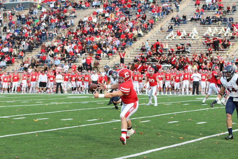 Penn topped Cornell in the season finale to earn a share of the Ivy title last season.