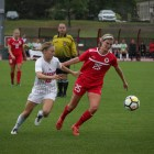 Women's soccer will use the lessons learned in its first two games heading into the remainder of the season.