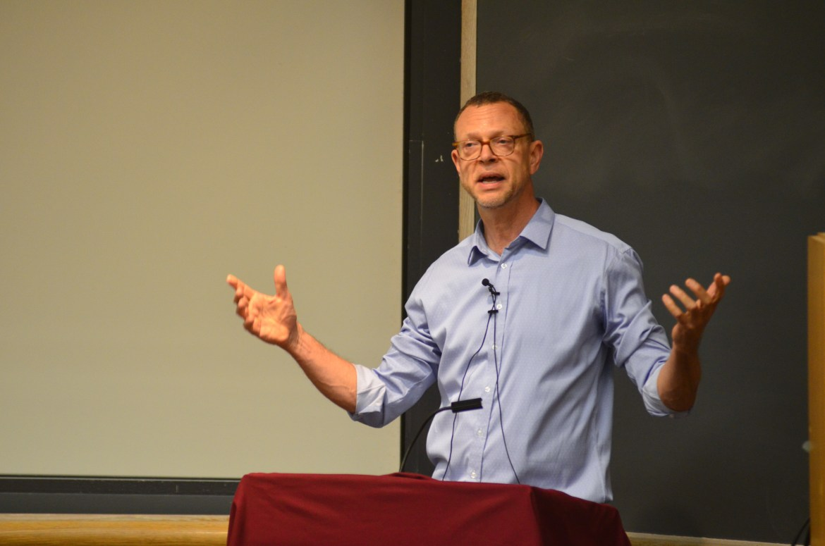 Prof. Howard French dissects China's surge for power.