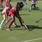 Krysten Mayers' overtime goal was the 41st in her career at Cornell.