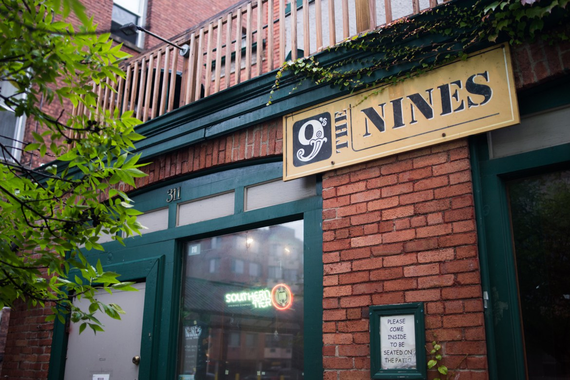 The Ithaca Landmarks Preservation Commission discussed a plan to draft a proposal for landmark designation for The Nines building.
